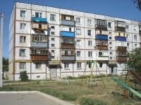 neighbour house: st. Zheleznodorozhnaya, house 55. Apartment house