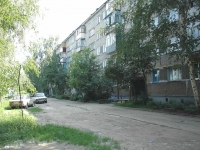 Chapaevsk, Zheleznodorozhnaya st, house 64. Apartment house