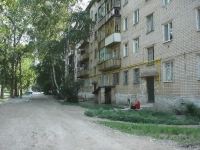 Chapaevsk, Zheleznodorozhnaya st, house 68. Apartment house