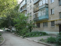 Chapaevsk, Zheleznodorozhnaya st, house 72. Apartment house