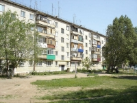 neighbour house: st. Zheleznodorozhnaya, house 89. Apartment house