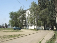 Chapaevsk, Zheleznodorozhnaya st, house 113. Apartment house