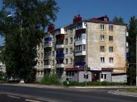 恰帕耶夫斯克市,  , house 5. 公寓楼