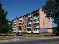 恰帕耶夫斯克市,  , house 6. 公寓楼