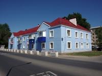 Чапаевск, улица Железнодорожная, дом 17А. многоквартирный дом