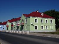 Чапаевск, улица Железнодорожная, дом 19А. многоквартирный дом