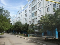 Чапаевск, улица Жуковского, дом 34. многоквартирный дом
