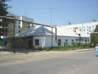 neighbour house: st. Zaporozhskaya, house 4. office building