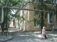 Chapaevsk, Zaporozhskaya st, house 8. Apartment house