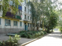 Chapaevsk, Zaporozhskaya st, house 24. Apartment house