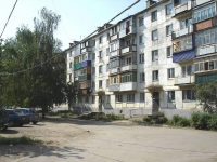 Chapaevsk, Zaporozhskaya st, house 25. Apartment house