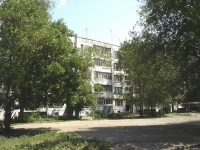 Chapaevsk, Zaporozhskaya st, house 26. Apartment house