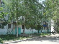 Chapaevsk, Zaporozhskaya st, house 35. Apartment house