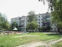 соседний дом: ул. Запорожская, дом 36. многоквартирный дом