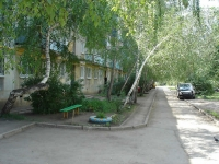 Chapaevsk, Zaporozhskaya st, house 39. Apartment house