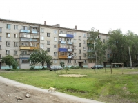 neighbour house: st. Kalinin, house 38. Apartment house