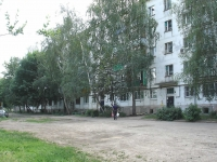 Чапаевск, улица Калинина, дом 13. многоквартирный дом