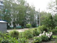 Chapaevsk, Kalinin st, house 15. Apartment house