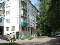 Chapaevsk, Kalinin st, house 19. Apartment house