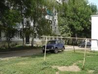 Чапаевск, улица Калинина, дом 21. многоквартирный дом