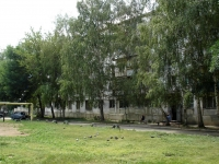 Chapaevsk, Kalinin st, house 21. Apartment house