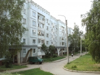 Chapaevsk, Kalinin st, house 22. Apartment house