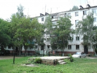 neighbour house: st. Kalinin, house 23. Apartment house