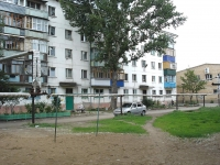 Chapaevsk, Kalinin st, house 29. Apartment house