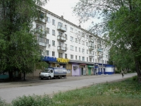 Chapaevsk, Kalinin st, house 30. Apartment house