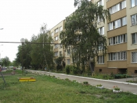 Chapaevsk, Kalinin st, house 31. Apartment house