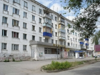Chapaevsk, Kalinin st, house 36. Apartment house