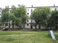Чапаевск, улица Калинина, дом 36. многоквартирный дом