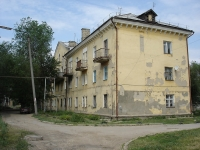 Chapaevsk, Klinicheskaya st, house 10. Apartment house