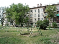 Chapaevsk, Klinicheskaya st, house 18. Apartment house