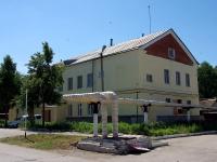 Чапаевск, улица Карла Маркса, дом 4. офисное здание