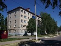 Чапаевск, улица Карла Маркса, дом 14. многоквартирный дом