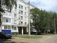 Чапаевск, улица Коммунальная, дом 4. многоквартирный дом
