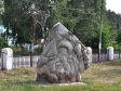 恰帕耶夫斯克市, Komsomolskaya st, 雕塑群