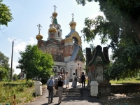 Chapaevsk, temple Во имя святаго преподобного Сергия Радонежского, Komsomolskaya st, house 3А
