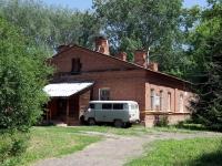 Чапаевск, улица Комсомольская, дом 12. многоквартирный дом