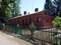 恰帕耶夫斯克市,  , house 13. 公寓楼