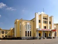 恰帕耶夫斯克市, 文化宫 имени В.И.Чапаева (1929г.), Komsomolskaya st, 房屋 16