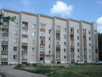 Chapaevsk, Korolenko st, house 56. Apartment house