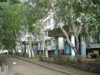 恰帕耶夫斯克市,  , house 58. 公寓楼