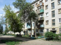 Chapaevsk, Korolenko st, house 62. Apartment house