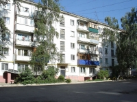 Chapaevsk, Korolenko st, house 68. Apartment house
