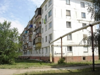 Chapaevsk, Korotkaya st, house 2. Apartment house