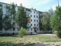 Chapaevsk, Korotkaya st, house 4. Apartment house