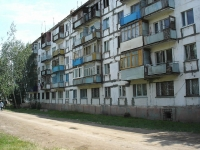 Chapaevsk, Korotkaya st, house 7. Apartment house