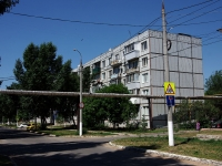 Чапаевск, улица Красноармейская, дом 12. многоквартирный дом